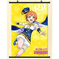 アニメの壁のスクロールポスター漫画のキャラクターのポスタープリントぶら下げ家の装飾ギフト Lovelive! 50x75cm