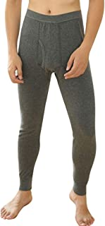 Mens Underpants, Men Spring Winter Shapewear Underpants Thermal Underwear Pants Trousers Leggings Pants