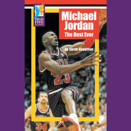 Michael Jordan cover art