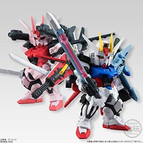 FW Gundam Converge: CORE Perfect Strike Gundam Strike Rouge (I.W.S.P.) simultaneous Purchase Set [Premium Bandai Limited]