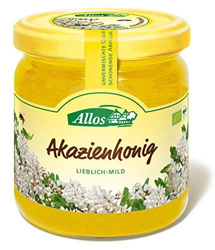 Allos Akazienhonig (500 g) - Bio