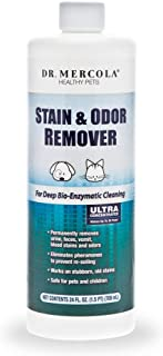 Dr. Mercola, Pet Stain and Odor Remover, 24 FL. oz (1.5 PT) (709 mL), Safe for Pets and Children