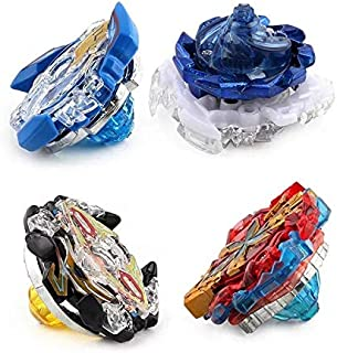 WYSD Beyblade Metal Funsion 4D With Launcher Spinning Top Classic Toy Fighting Gyro