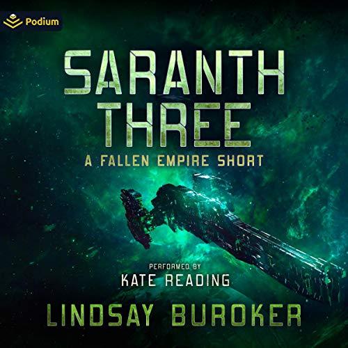 Saranth Three cover art