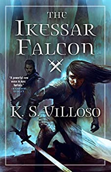 The Ikessar Falcon by K.S. Villoso science fiction and fantasy book and audiobook reviews
