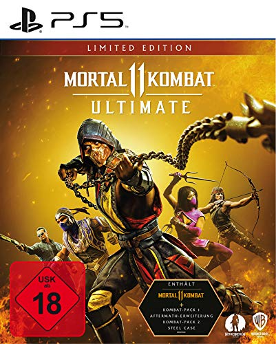 Mortal Kombat 11 Ultimate Limited Edition (Playstation 5)