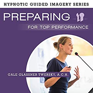 Preparing for Top Performance audiobook cover art