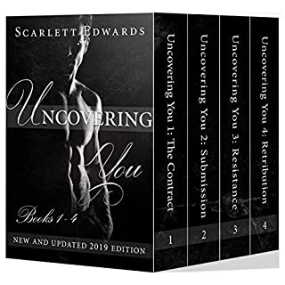 Uncovering You: Books 1-4                    By:                                                                                                                                 Scarlett Edwards                               Narrated by:                                                                                                                                 Amy Johnson                      Length: 9 hrs and 39 mins     1 rating     Overall 5.0