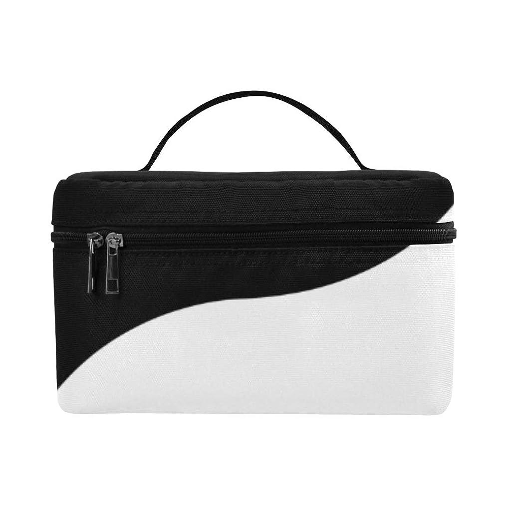GXMAN メイクボックス コスメ収納 化粧品収納ケース 大容量 収納ボックス 化粧品入れ 化粧バッグ 旅行用 メイクブラシバッグ 化粧箱 持ち運び便利 プロ用 中国の八卦