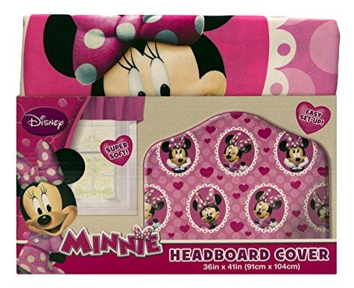 Disney Minnie Bow Just Simili Fun réversible Doudou