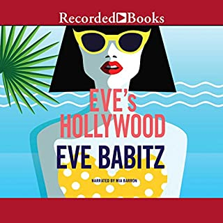 Eve's Hollywood audiobook cover art