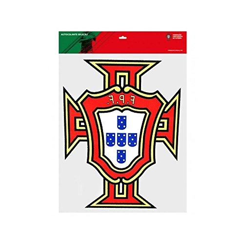 Ibergift Portugal National Team Sticker FPF Official Emblem - 2