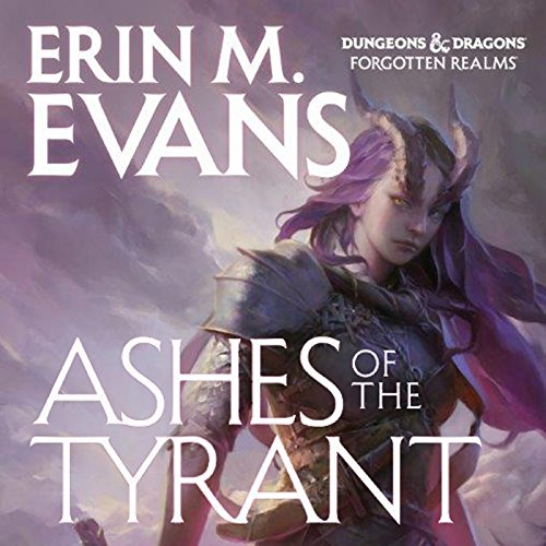 Ashes of the Tyrant audiobook cover art
