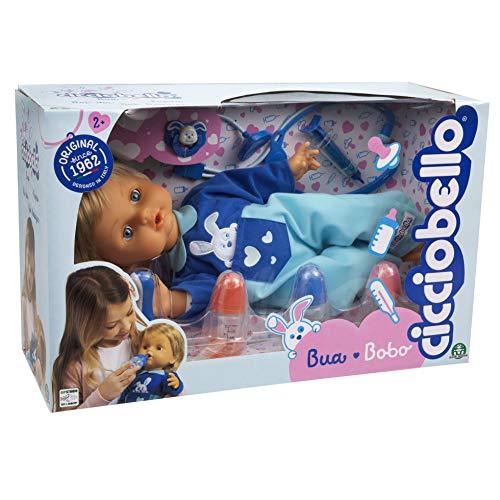 Giochi Preziosi Cicciobello Bua Bambolotto Bobo con Accessori