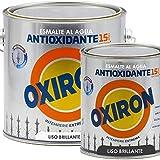 Titanlux - Oxiron liso al agua, Blanco, 2,5L (ref. 01J456625)