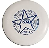 Discraft J-Star Youth Ultimate Disc 145g - White Color: white Size: 145g Model: