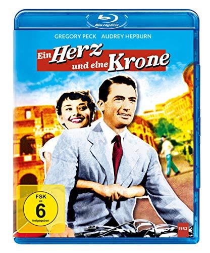 Ein Herz und eine Krone [Blu-ray]