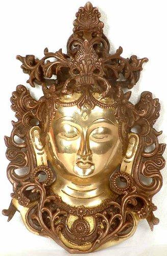 escultura metal para colgar fabricante Exotic India