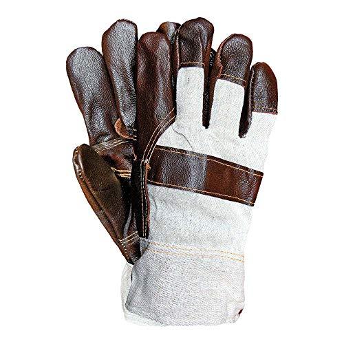 Reis RLO Schutzhandschuhe, Beige-Dunkel, 11 Größe, 6 Stück