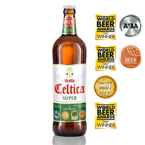 Birra Morena Celtica Super 75cl - Craft Beer