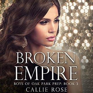 Broken Empire (A Reverse Harem High School Bully Romance) cover art