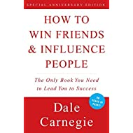 (HOW TO WIN FRIENDS AND INFLUENCE PEOPLE (REV) BY CARNEGIE, DALE)How to Win Friends and Influence People (Rev)[Paperback] ON 01-Oct-1998