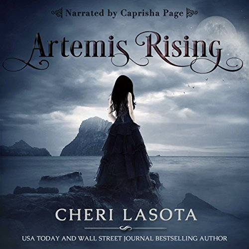Artemis Rising audiobook cover art