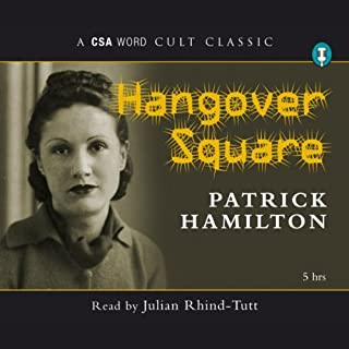 Hangover Square audiobook cover art