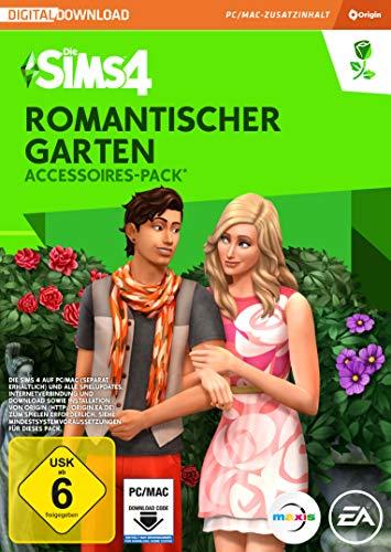 Die Sims 4 - Stuff Pack 6   Romantischer Garten   PC Download Code - Origin