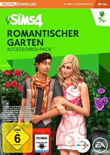 Die Sims 4 - Romantischer Garten (SP 6) DLC [PC Download – Origin Code]