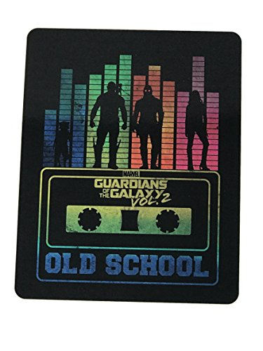 Guardians Of The Galaxy Old School Plush Blanket