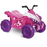 Kid Motorz Monster Quad in Pink (12V)