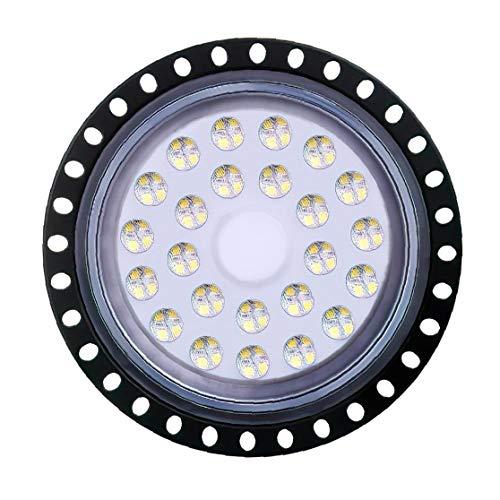 ZYCX123 UFO LED de Alta luz de la bahía de 100W LED a Prueba de Agua Ultra Delgado Almacén iluminación Comercial iluminación de la bahía de Garaje Gimnasio Tienda de Taller Productos para el Hogar