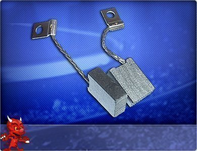 Kohlebürsten Bosch Bohrhammer GBH7/45, GBH7/45DE, GBH8DCE, GBH8/65DCE, UBH10/50