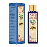Blue Nectar Ayurvedic Aromatic Bath and Body Massage Oil for Vitamin D absorption