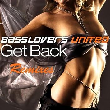 Get Back Remixes