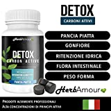 Zoom IMG-2 herbamour detox carbon active dimagrante