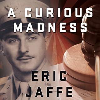 A Curious Madness audiobook cover art