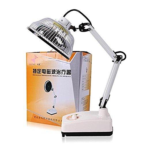 Apparecchiatura medica da tavolino 260W TDP della famiglia del dispositivo di fisioterapia elettromagnetica specifica della lampada da tavolo di calore
