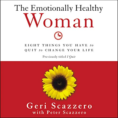 The Emotionally Healthy Woman Titelbild