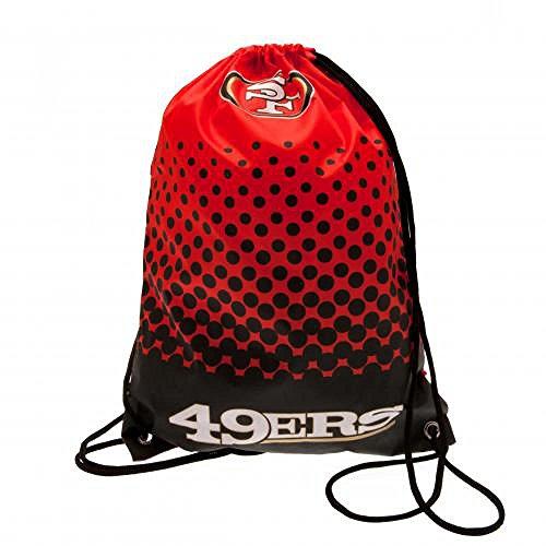Official San Francisco 49ers Gym Bag