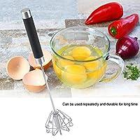 キッチン泡立て器、無毒の防錆泡立て器、耐久性のある無味回転式泡立て器、家庭用プロフェッショナルキッチン