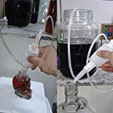 Wine Beer Brewing Making Tool Home Brew Syphon Tube Pipe Pack Siphon Filter Hand Knead Fish Tank Water Filtering Bar Accessories Xiaolanwelc