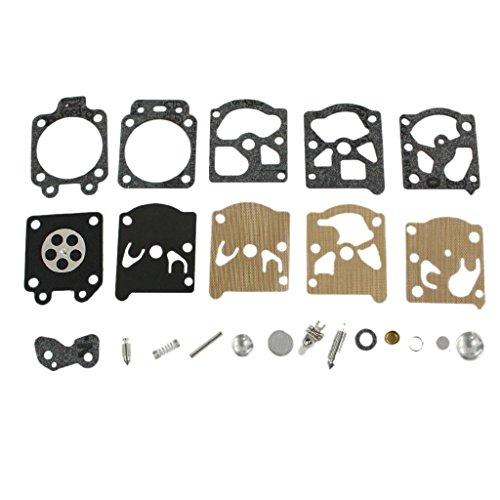 Tucparts Carburateur kit de réparation pour kit Membrane d'étanchéité pour Walbro K20 Wat de Joints Stihl Hs72 Hs74 Hs76 Hs75 HS80 haie