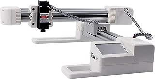 3000mW レーザー彫刻機 レーザー刻印機 デジダルパネル 加工機 卓上 小型 軽量 刻印 機械 高性能 USB DIYロゴ 木材 プラスチック 竹 ゴム PCB 皮革 紙 彫刻可能 説明書取り扱い付き
