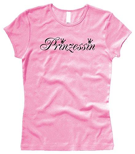Russell Athletic Princesse Princess – T-Shirt pour Femme/Woman – Taille XL