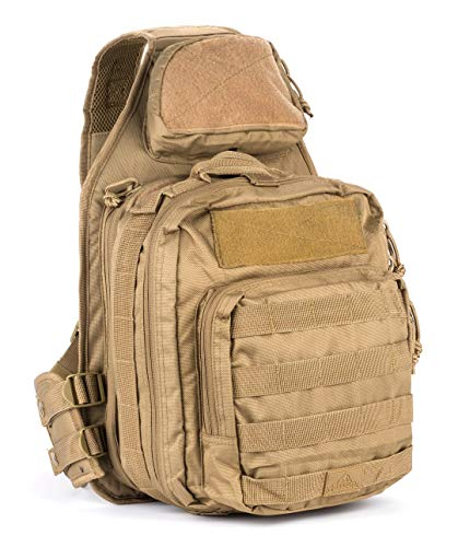 Red Rock Outdoor Gear Recon Sling Pack, Coyote