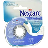 Nexcare Gentle Paper Tape With Dispenser, Tears Easily