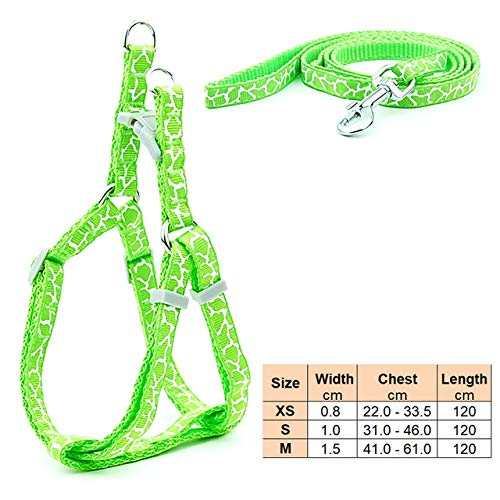 MYYXGS Adjustable Pet Vest Seat Belt Cat And Dog Lead Rope Strap For Walking And Hiking Adjustable Leash Seat Belt Vest Leash Puppies