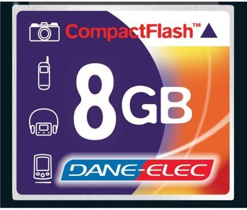Minolta DiMage A1 Digital Camera Memory Card 8GB CompactFlash Memory Card